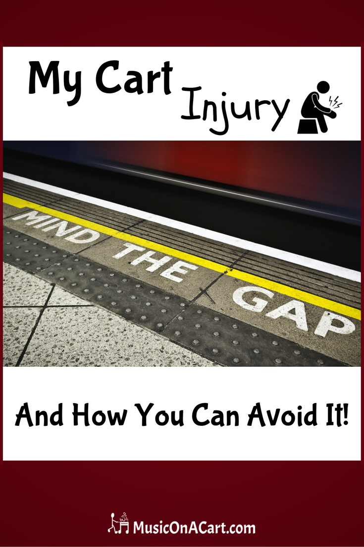 My Cart Injury and How You Can Avoid It