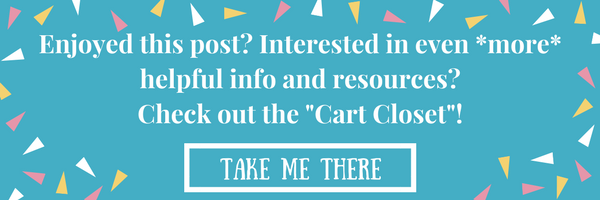 Interested in helpful elementary music teaching resources? Check out the Cart Closet! | www.MusicOnACart.com
