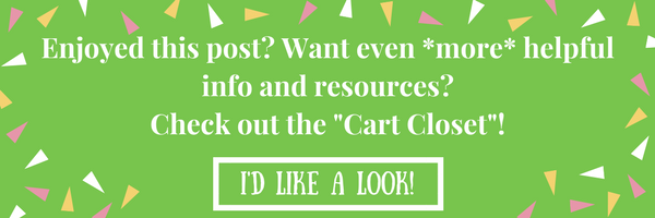 Looking for elementary music teaching resources? Check out the Cart Closet! | www.MusicOnACart.com