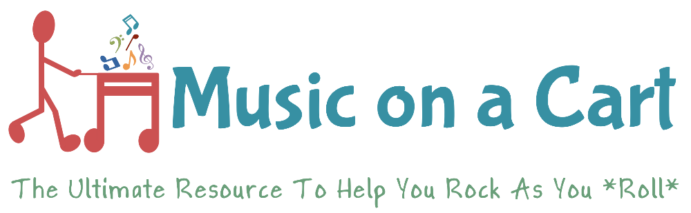 The Ultimate Resource to Help You Rock as You Roll | www.MusicOnACart.com