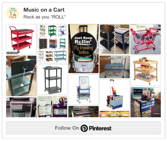 Check out the Rock as You Roll board on Pinterest!